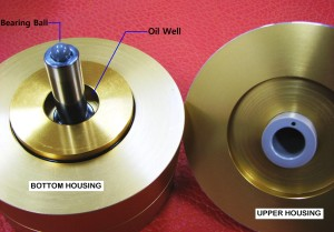 Pyon Sound turntable bearing