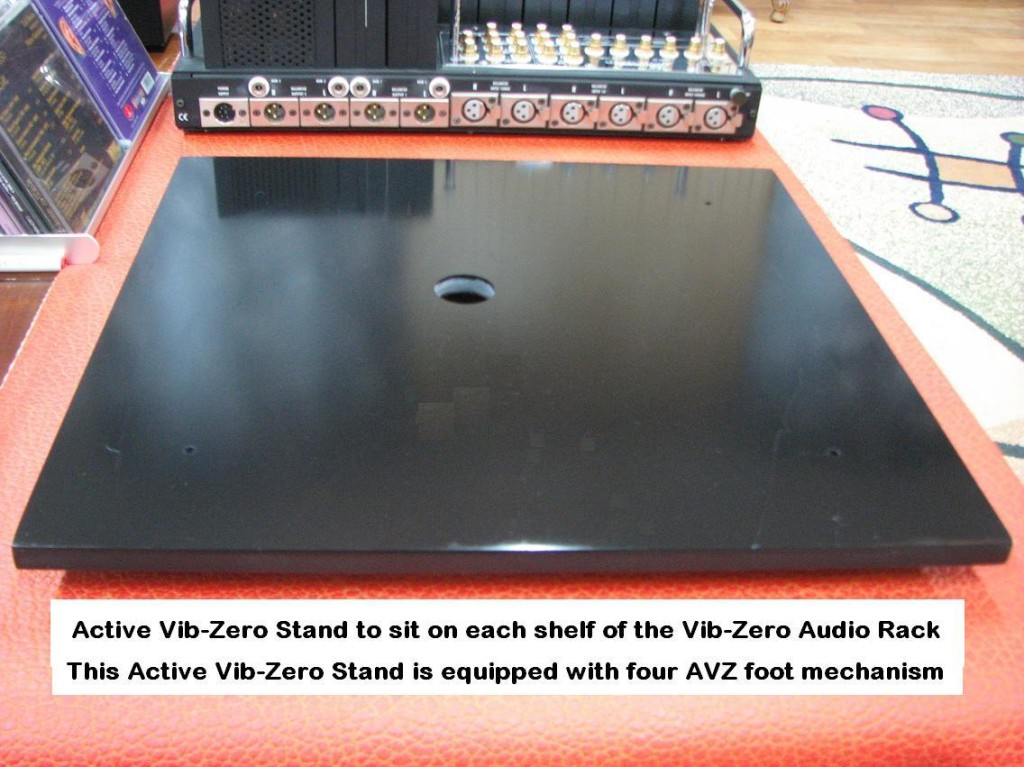 ViB Zero Ultra shelf