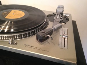 Abis SA1.2 on a Technics SL1200