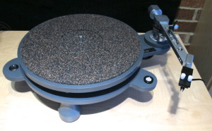 Gem Dandy PolyTable-Abis Tonearm