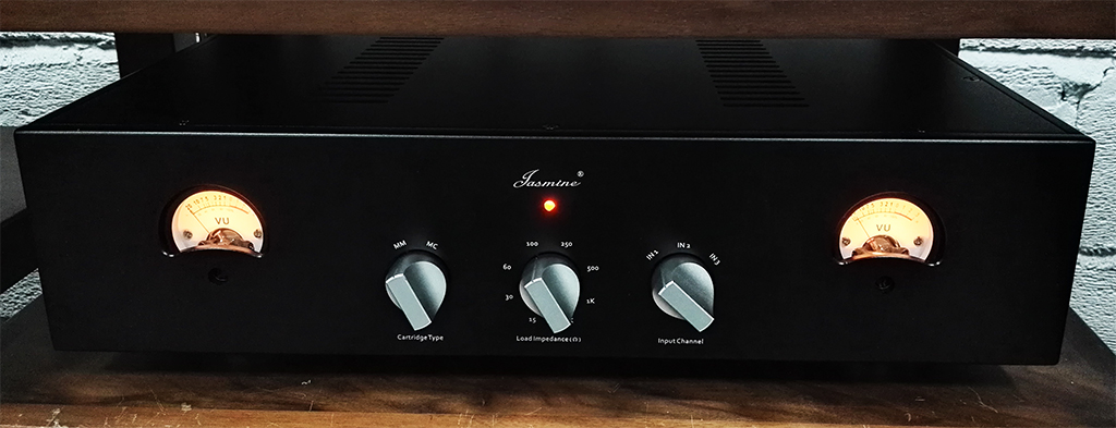 Jasmine Audio Phono Stage